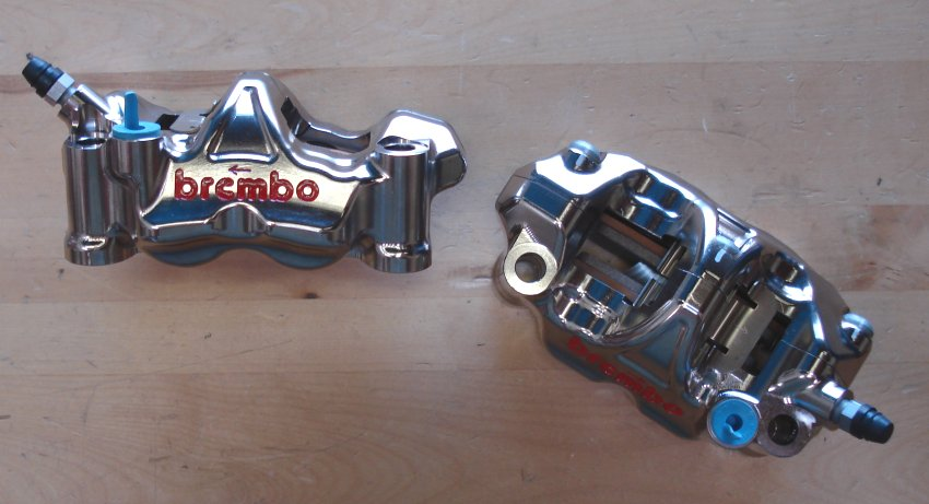 Brembo Brake Pads >> Brembo GP4-RX Nickel Calipers