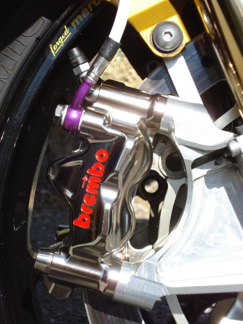 Brembo Brake Pads >> Brembo GP4-RX Nickel Calipers
